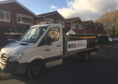 Tamworth Gritting Services | Snow Clearance Tamworth